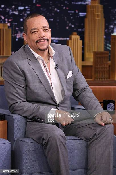Episode 0302 -- Pictured: Actor Ice-T on July 30, 2015 --
