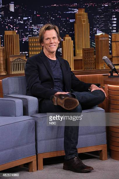 Actor Kevin Bacon on July 31 2015