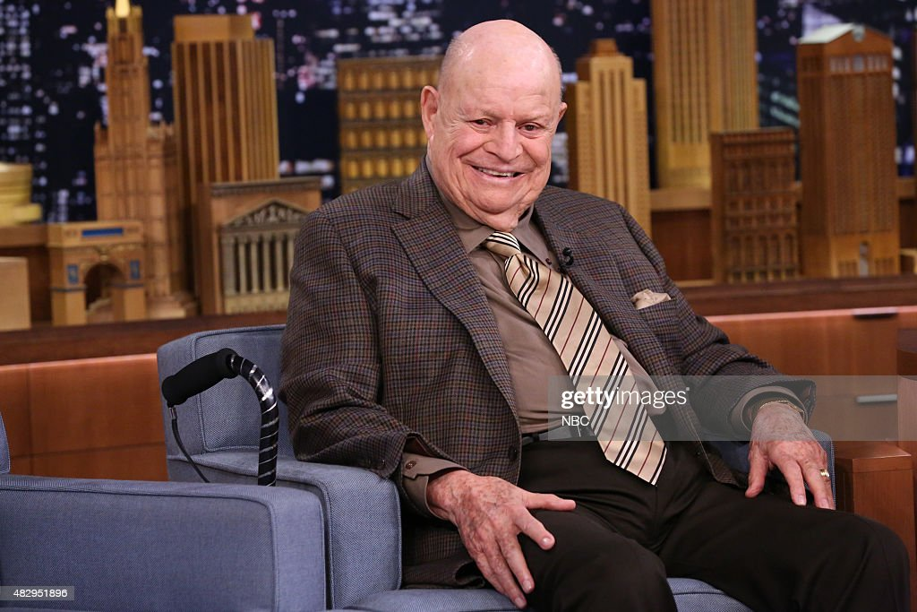 Comedian Don Rickles on August 4, 2015 --