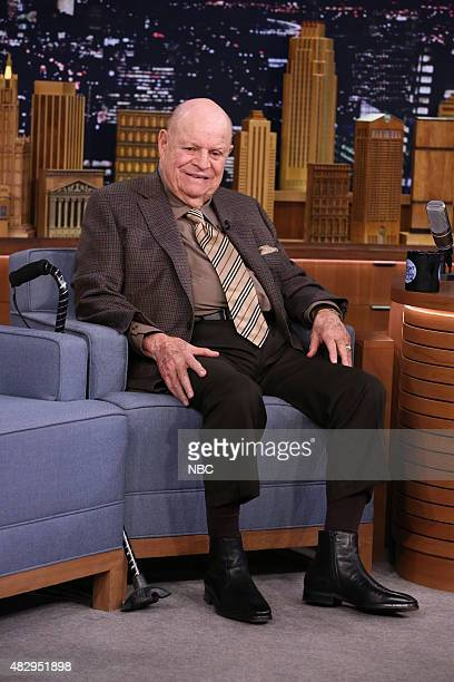Comedian Don Rickles on August 4 2015
