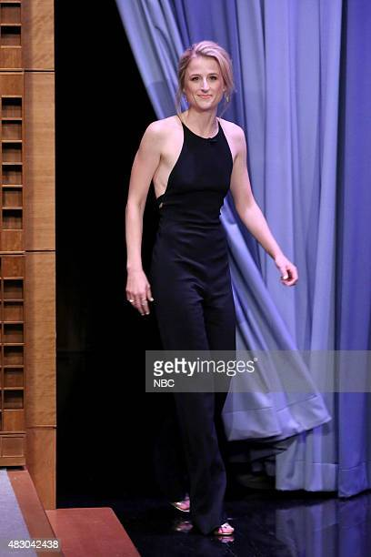 Actress Mamie Gummer arrives on August 5 2015