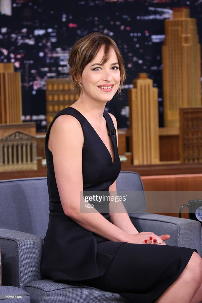 Actress Dakota Johnson on September 16, 2015 --