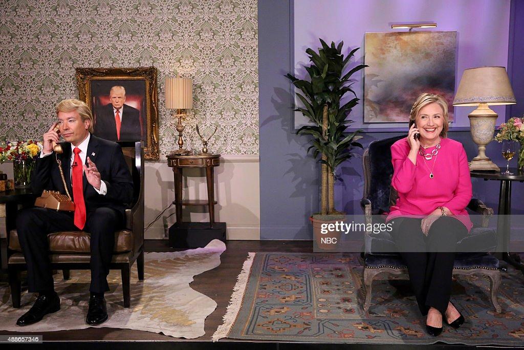 The Tonight Show Starring Jimmy Fallon - Season 2 : News Photo