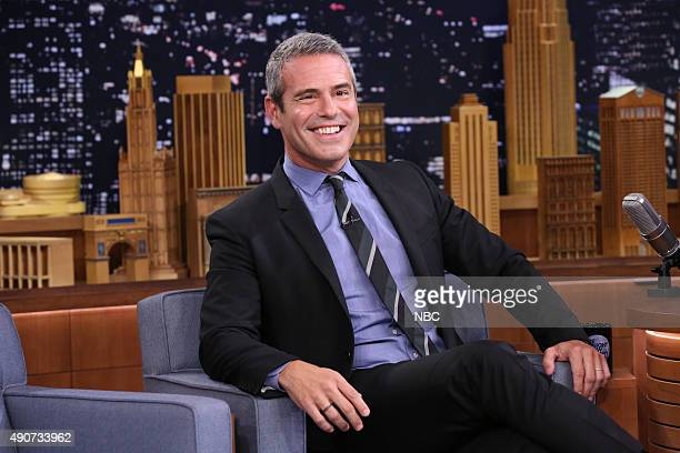 Television personality Andy Cohen on September 30 2015