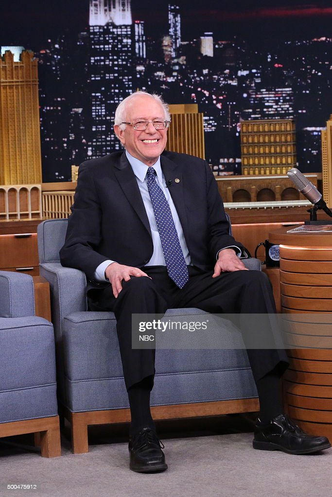 "NBC's ""The Tonight Show Starring Jimmy Fallon"" with guests Bernie Sanders, John Cena, Troye Sivan"