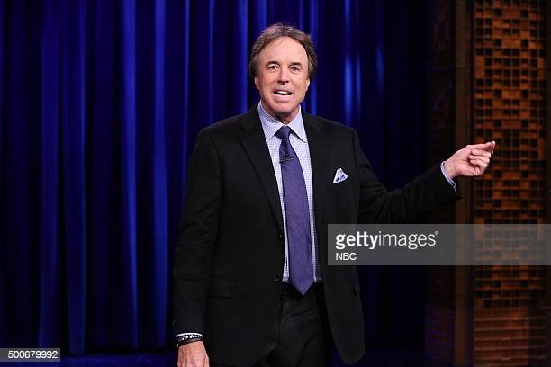 Comedian Kevin Nealon performs on December 9 2015