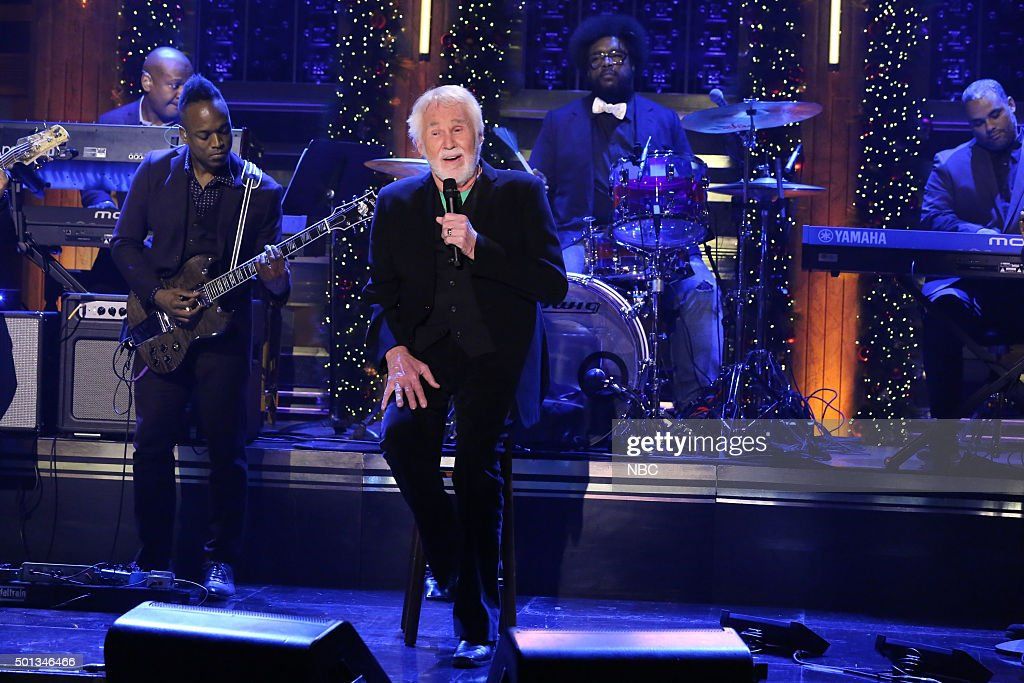 "NBC's ""The Tonight Show Starring Jimmy Fallon"" with guests Tina Fey, Dane DeHaan, Kenny Rogers"
