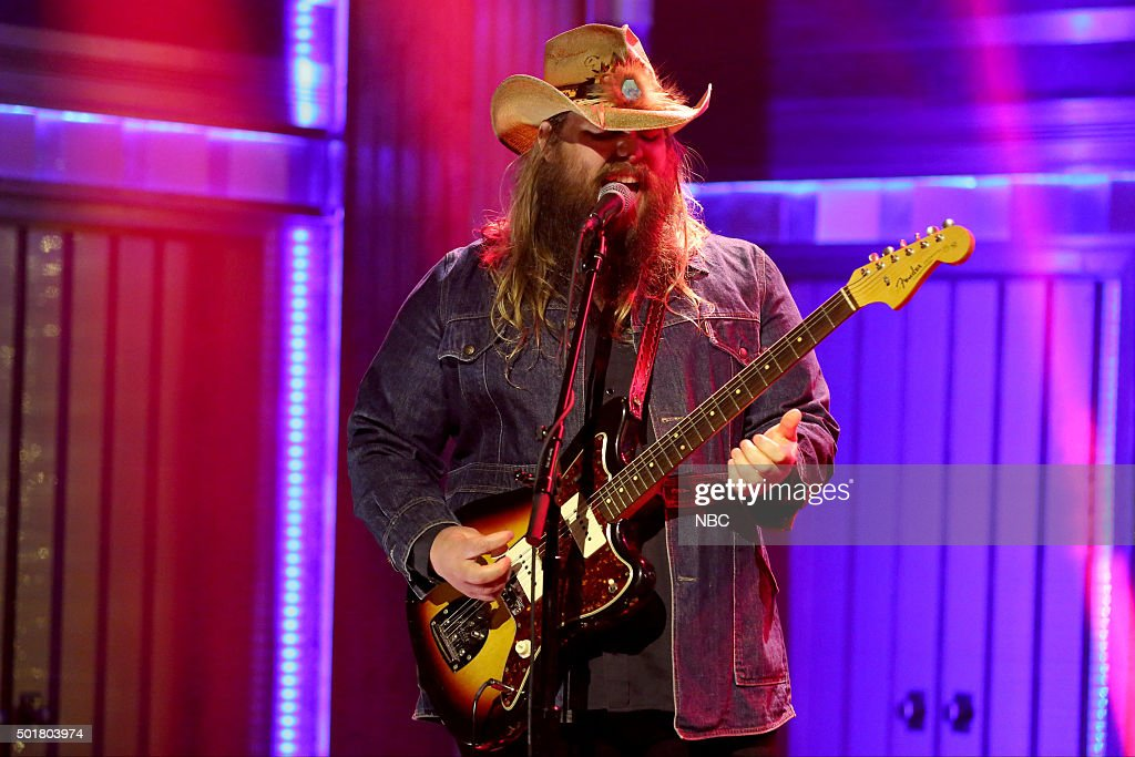 """NBC's """"The Tonight Show Starring Jimmy Fallon"""" with guests Bruce Springsteen, Jeffrey Tambor, Chris Stapleton"""