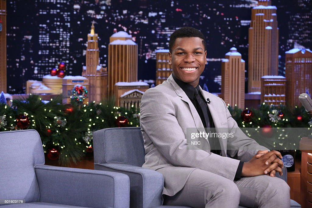 "NBC's ""The Tonight Show Starring Jimmy Fallon"" with guests Channing Tatum, John Boyega, Young People's Chorus of New York City"