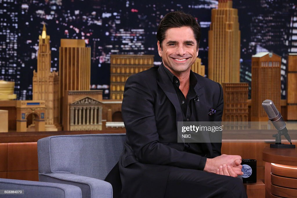 "NBC's ""The Tonight Show Starring Jimmy Fallon"" with guests Sylvester Stallone, John Stamos, Shawn Mendes, Camila Cabello"