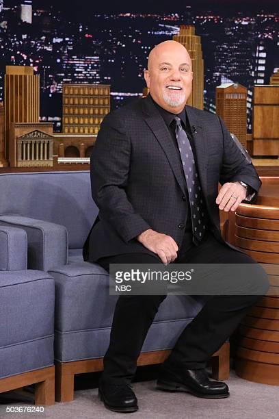 Musician Billy Joel on January 6 2016