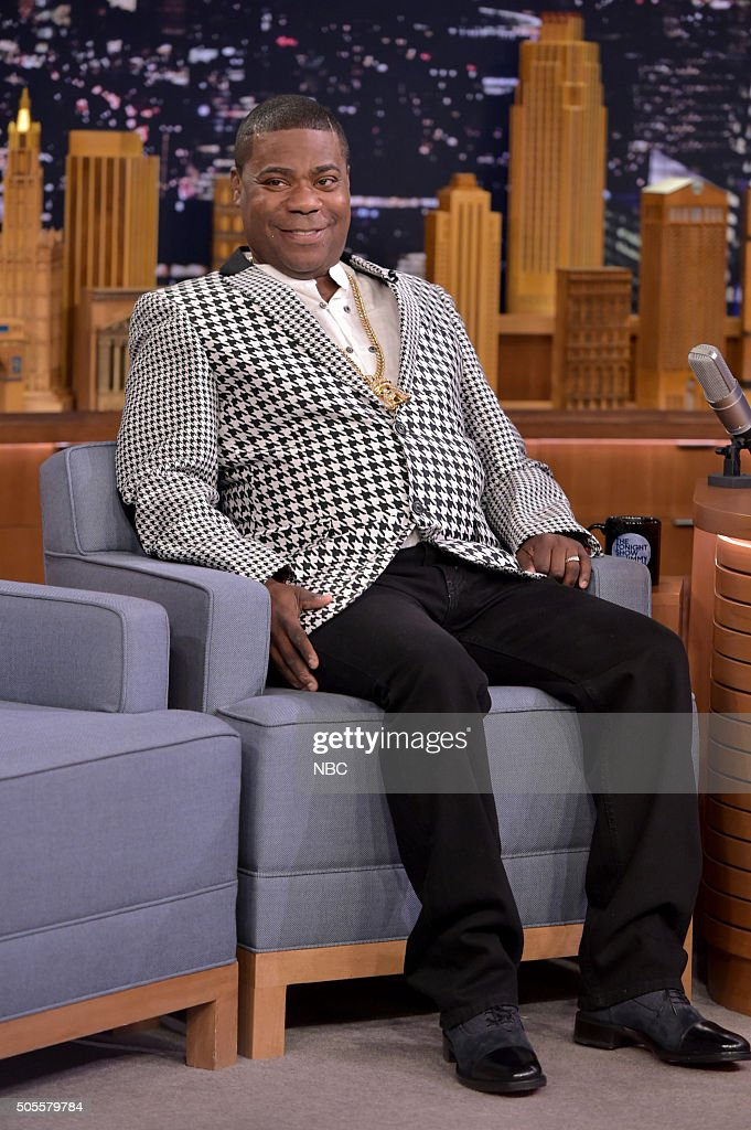 "NBC's ""The Tonight Show Starring Jimmy Fallon"" with guests Tracy Morgan, Julianne Hough, Hank Williams Jr."