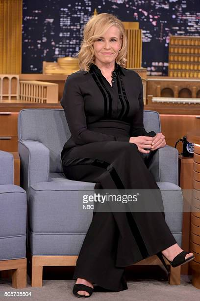 Comedian Chelsea Handler on January 19 2016