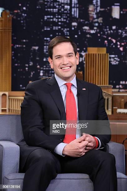 Senator Marco Rubio on January 21 2016