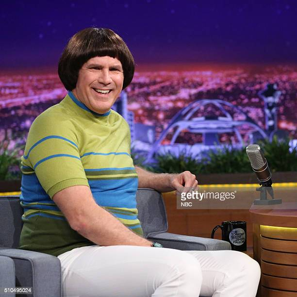 Actor Will Ferrell on February 15 2016