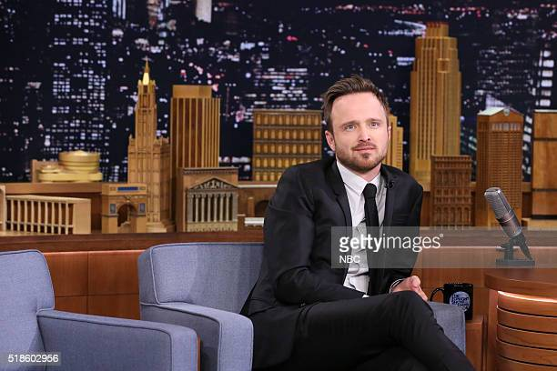 Actor Aaron Paul on April 1 216