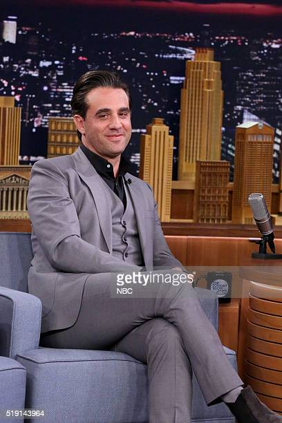 Actor Bobby Cannavale on April 4 2016