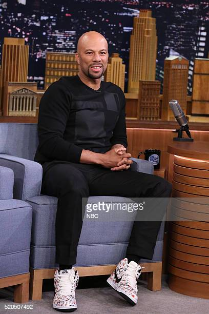 Actor Common on April 11 2016