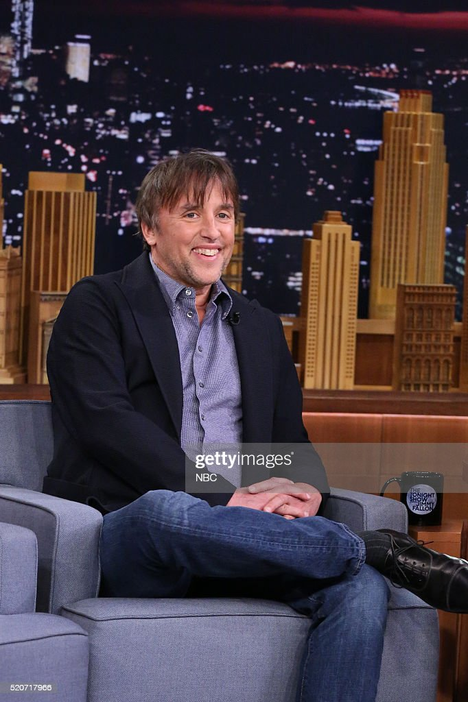 "NBC's ""The Tonight Show Starring Jimmy Fallon"" with guests Amy Schumer, Richard Linklater, Zara Larsson"