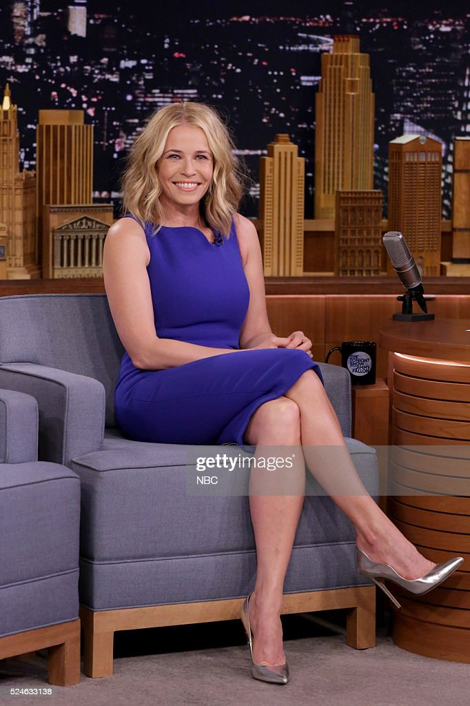 """NBC's """"The Tonight Show Starring Jimmy Fallon"""" with guests Chelsea Handler, Eric Bana, Graham Nash"""