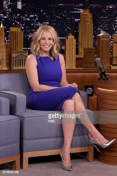 Comedian Chelsea Handler on April 26 2016