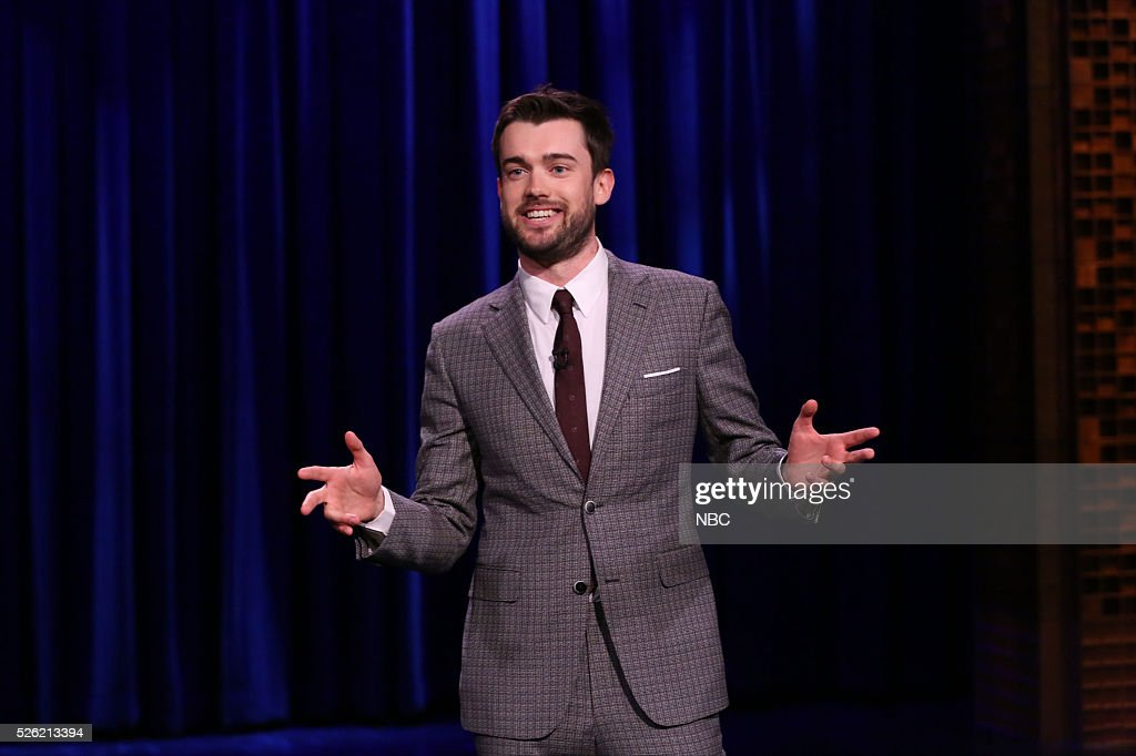 The Tonight Show Starring Jimmy Fallon - Season 3 : News Photo