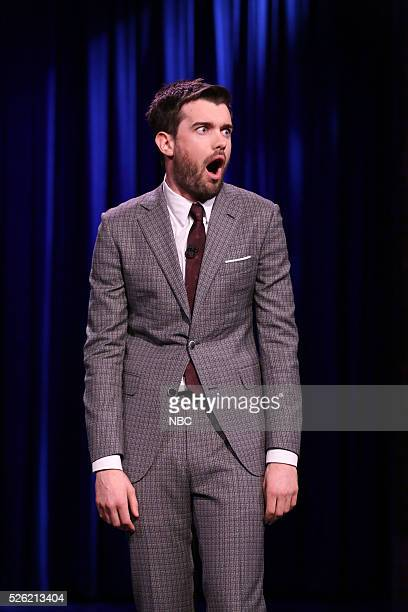 Comedian Jack Whitehall performs on April 29 2016
