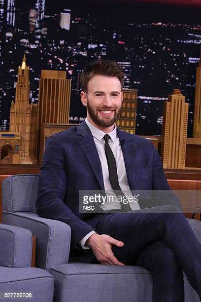 Actor Chris Evans on May 3 2016