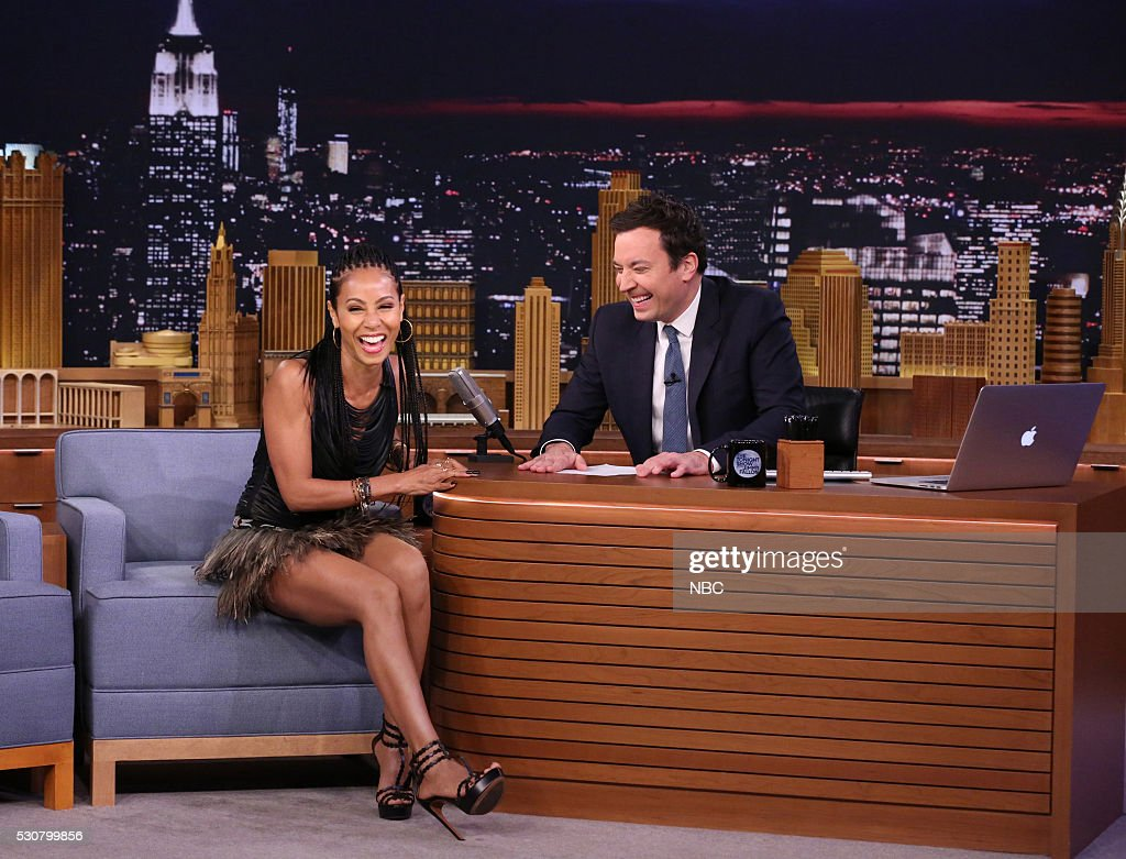 "NBC's ""The Tonight Show Starring Jimmy Fallon"" with guests Jada Pinkett Smith, Andy Cohen, Gallant"