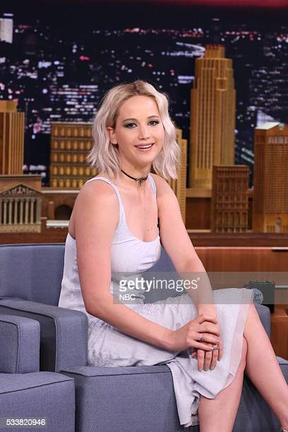 Actress Jennifer Lawrence on May 23 2016