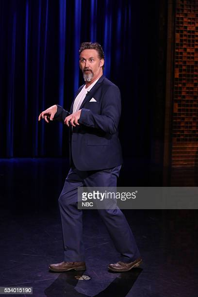 Comedian Harland Williams performs on May 24 2016