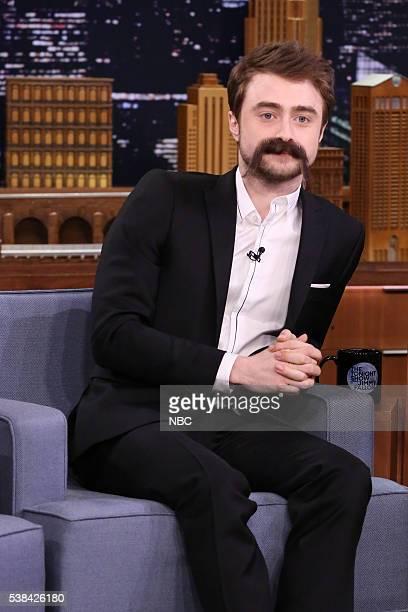 Actor Daniel Radcliffe on June 6 2016