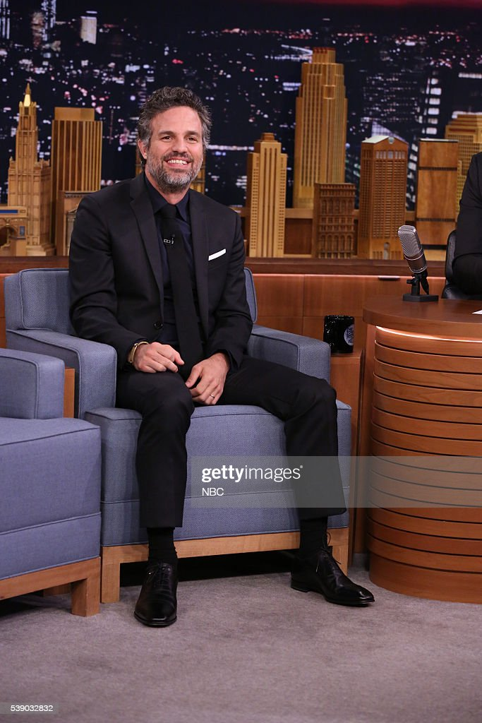 "NBC's ""The Tonight Show Starring Jimmy Fallon"" with guests Mark Ruffalo, Paula Patton, The Lucas Brothers"