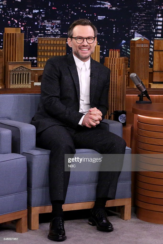 "NBC's ""The Tonight Show Starring Jimmy Fallon"" with guests Melissa McCarthy, Christian Slater, Jennifer Lopez, Lin-Manuel Miranda"