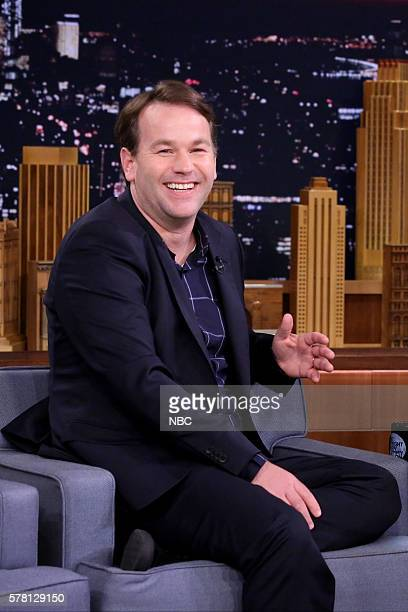 Comedian Mike Birbiglia on July 20 2016