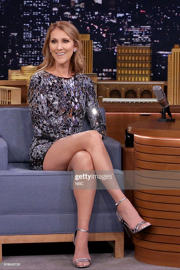 "NBC's ""Tonight Show Starring Jimmy Fallon"" with guests Alicia Vikander, Celine Dion"