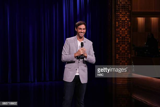 Comedian Jeff Dye performs on August 3 2016