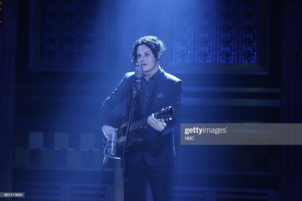 "NBC's ""The Tonight Show Starring Jimmy Fallon"" with guests James Spader, Mandy Moore, Jack White"