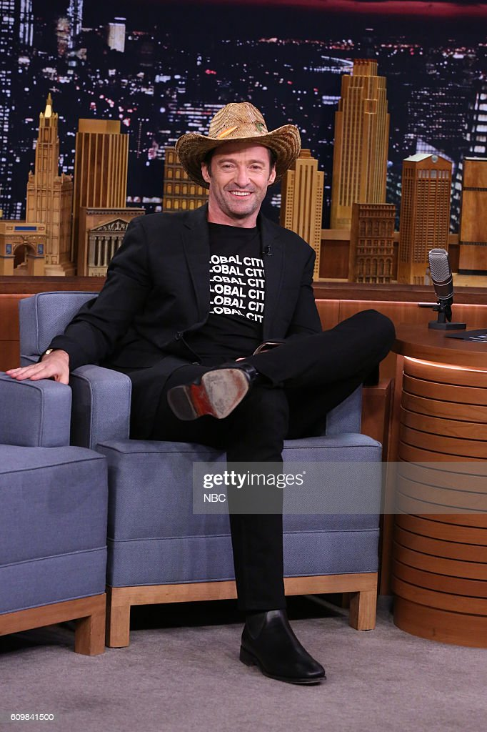 "NBC's ""The Tonight Show Starring Jimmy Fallon"" with guests Hugh Jackman, Ken Jeong, Shawn Mendes"