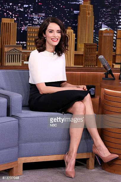 Actress Abigail Spencer on October 7 2016