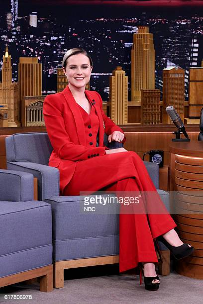 Actress Evan Rachel Wood on October 24 2016