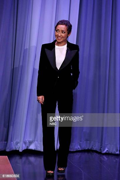 Actress Ruth Negga arrives on October 27 2016