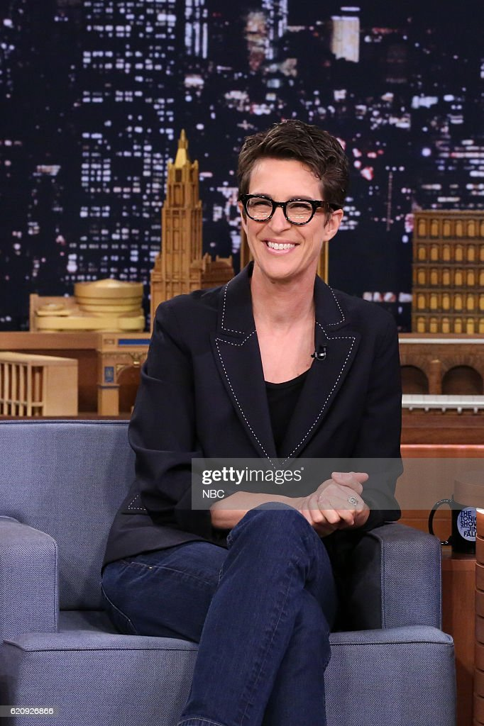 "NBC's ""The Tonight Show Starring Jimmy Fallon"" with guests Benedict Cumberbatch, Rachel Maddow, Jim James"