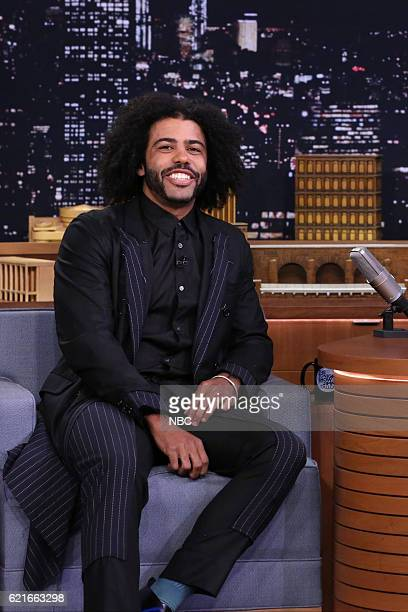 Actor Daveed Diggs during an interview on November 7 2016