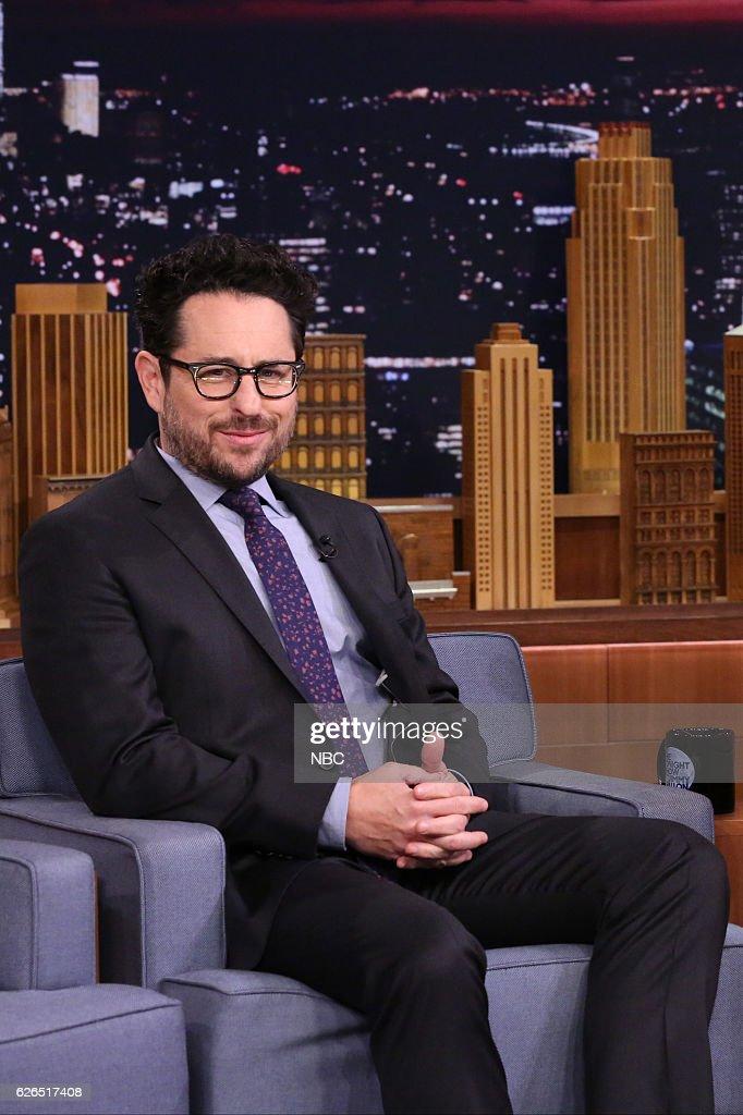 "NBC's ""The Tonight Show Starring Jimmy Fallon"" with guests Natalie Portman, J.J. Abrams, Neil Diamond"