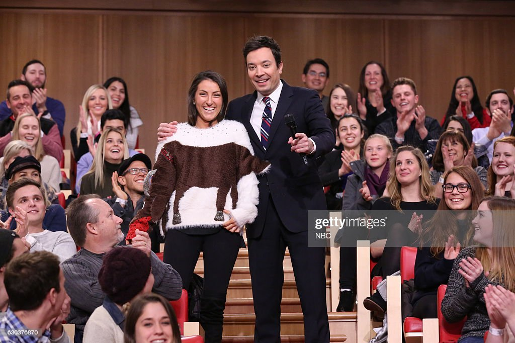 Nbcs The Tonight Show Starring Jimmy Fallon With Guests Viola