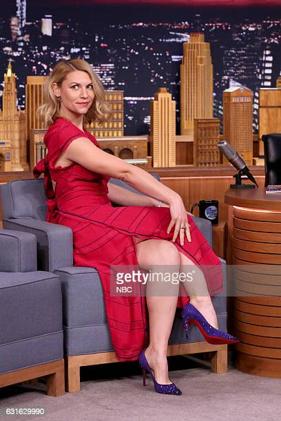 Actress Claire Danes on January 13 2017