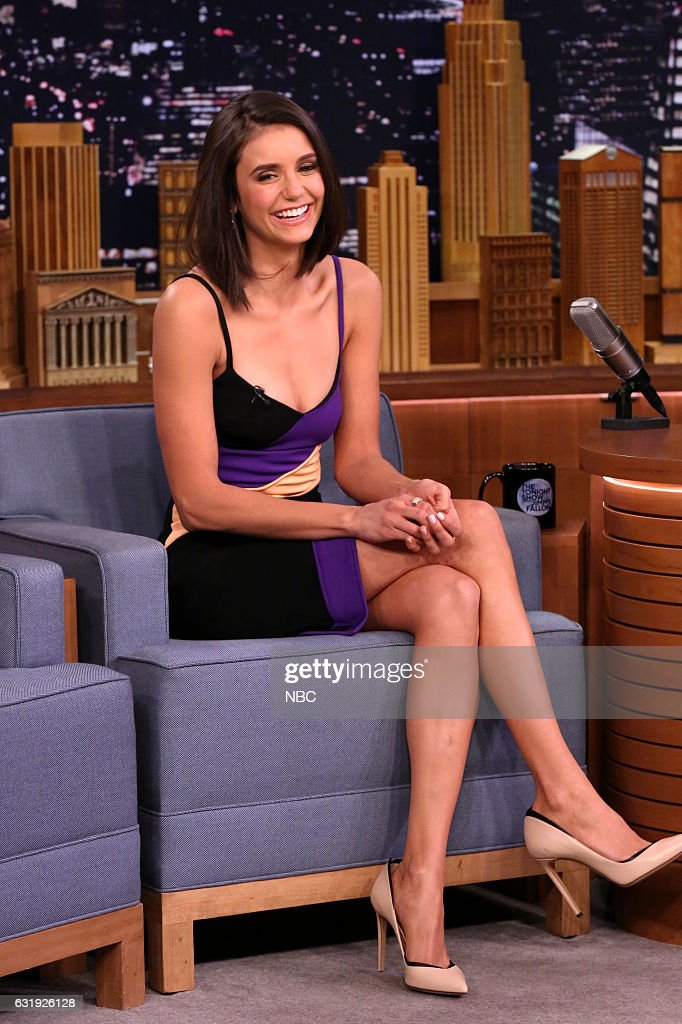"NBC's ""The Tonight Show Starring Jimmy Fallon"" with guests Michael Keaton, Nina Dobrev, The XX"