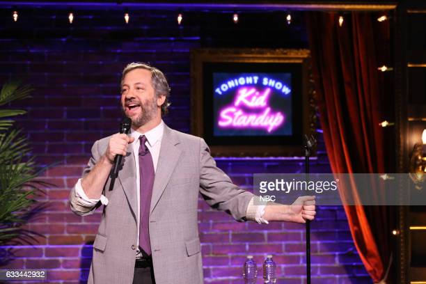 Producer Judd Apatow during Kid StandUp on February 1 2017