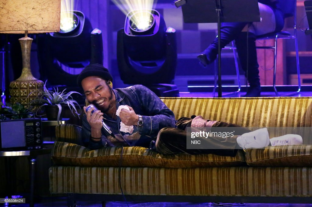 """NBC's """"The Tonight Show Starring Jimmy Fallon"""" with guests Charlie Day, Kendall Jenner, NxWorries"""